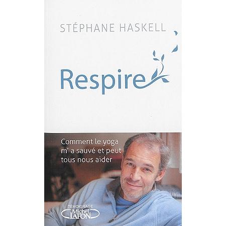 Paralysé à 40 ans, Stéphane Haskell marche à nouveau grâce au Yoga.