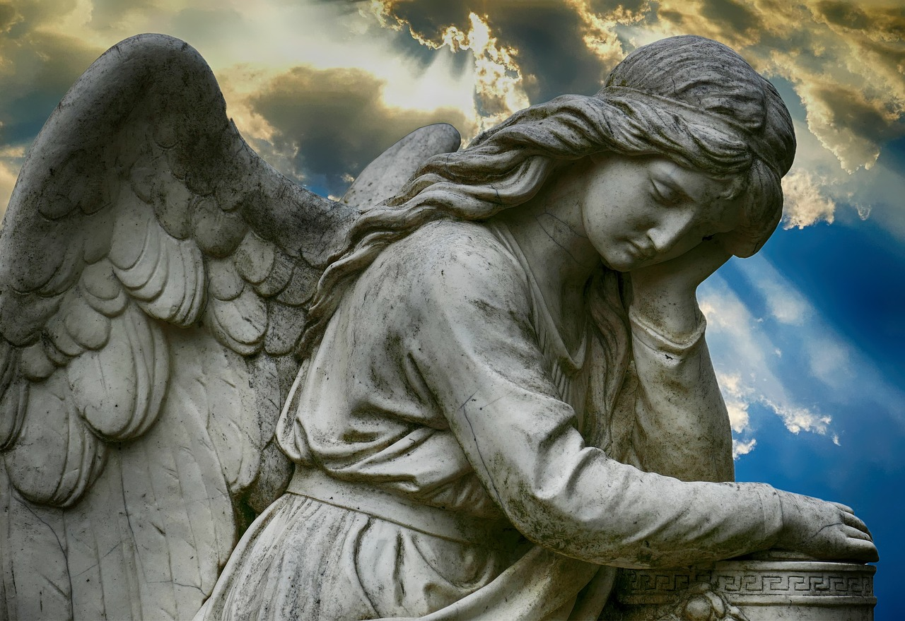 Les Anges sont-ils à nos Côtés?